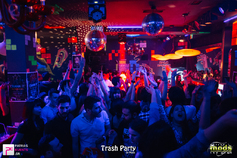 >Trash Party at Mods Club 10-02-16 Part 2/2