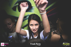 >Trash Party at Mods Club 27-04-16 Part 1/2