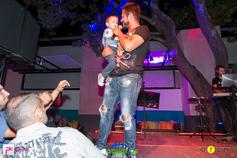 >Γιώργος Τσαλίκης στο Arena Club - Κουρούτα 25-08-16 Part 1/2