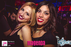 >Greek Night @ Magenda 08-12-13 Part 2