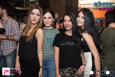 >Greek Night @ Cibo Cibo 10-03-14 Part 1/2