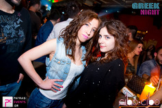 >Greek Night @ Cibo Cibo 21-04-14 Part 1/2