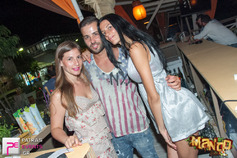 >Brazilian Night @ Mango Beach Bar 20/07/14 Part 1/2