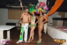 >Brazilian Night @ Mango Beach Bar 20/07/14 Part 2/2