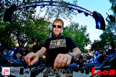>John Digweeed @ Loca Beach Club Diakopto 20-07-14 Part 1/2