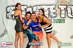 >Σπάστε το @ Bongo's Cafe Club 22-07-14 Part 1/6