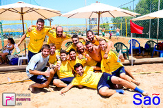 >Πανελλήνιο Beach Soccer @ Sao Beach Bar 27-07-14