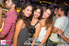 >We Love Saturdays @ Space Club Rio 26/07/2014 Part 1/3