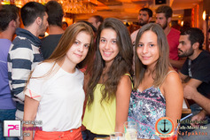>White Tuesdays  @ Barbarossa Cafe - Music Bar 29-07-14 Part 1/2