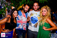 >Peligrosa Line Trash Party @ Ακταίον - Nisi 19-08-14 Part 1/2