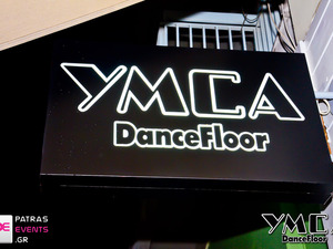 To gay friendly bar YMCA