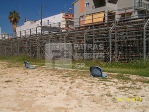 Πάτρα: Έρχεται οικονομική ενίσχυση για να ανοίξει και πάλι το γήπεδο των Προσφυγικών