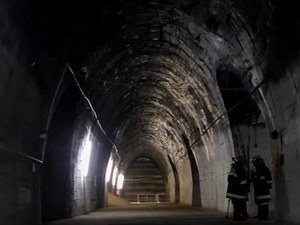 Το άγνωστο καταφύγιο όπου οι Ναζί έφτιαχναν... πυρηνικά όπλα (pics)
