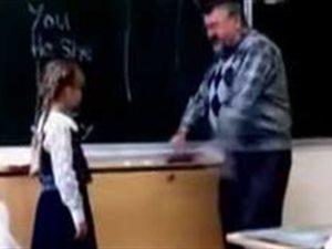 Αστείο βίντεο - Η εκδίκηση μιας μικρής μαθήτριας