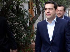 Ορκίστηκε πρωθυπουργός ο Αλέξης Τσίπρας (vids)