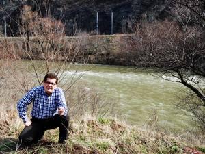 Η πανέμορφη ύπαιθρος στα χωριά των Καλαβρύτων - Η τελευταία ανάρτηση στο fb του Αθανάσιου Φραντζή