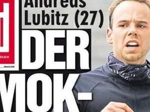 Bild - Eίχε νοσηλευτεί σε ψυχιατρείο ο Lubitz!