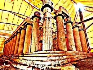 Ο «δεύτερος Παρθενώνας» της Ελλάδας απέχει μόλις 2,5 ώρες από την Πάτρα!