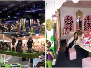 Το Μπιζζζ toys στην μεγαλύτερη Διεθνή Έκθεση παιχνιδιών στη Νυρεμβέργη!