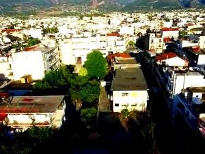 Τα Ζαρουχλέικα της Πάτρας από ψηλά - Δείτε βίντεο