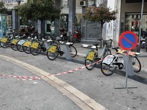 Πάτρα: Επιτυχημένη η εφαρμογή του συστήματος των κοινόχρηστων ποδηλάτων