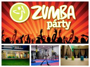 To Σάββατο χορεύουμε zumba στο Fitathlon!