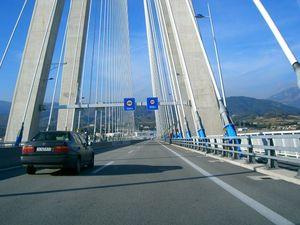Κυκλοφοριακές ρυθμίσεις από σήμερα στη Γέφυρα Ρίου - Αντιρρίου