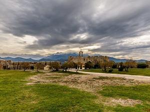 Πλούσιο φωτογραφικό υλικό από την περιήγηση των Patrinistas στο Φρούριο του Ρίου!