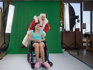 Το πιο συγκινητικό χριστουγεννιάτικο δώρο (video)