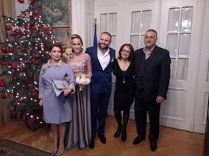Πάτρα: Ο Αλέξης Παπαγιαννόπουλος και η Νάταλι Ζέρβα επισημοποίησαν τον έρωτά τους! (pics)