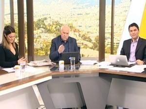 Η 'απάντηση' του Αρνιακού σε όσους έλεγαν ότι δεν θα χιονίσει στην Αθήνα (video)