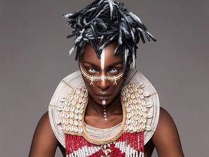 Η αφρικανική κουλτούρα επί κεφαλής (pics)