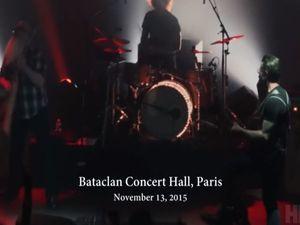 Ντοκιμαντέρ των Eagles Of Death Metal για τα γεγονότα στο Bataclan (video)
