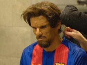 Ο Ριβάλντο μεταμφιέστηκε και τρέλανε τους οπαδούς της Μπάρτσα (video)