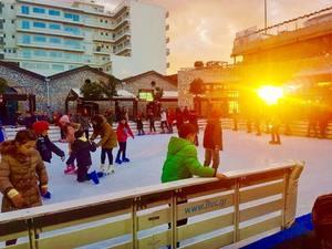 Τελευταίες ημέρες λειτουργίας για το Ice Park Patras!