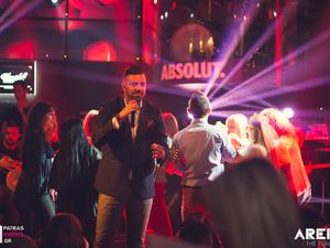 Tο Arena υπόσχεται τα καλύτερα μουσικά βράδια της πόλης!