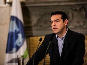 Τσίπρας: 'Η Ελλάδα παράγοντας σταθερότητας, συνεργασίας και ανάπτυξης το 2017'