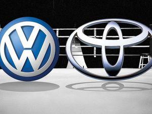 Η Volkswagen ξεπέρασε την Toyota