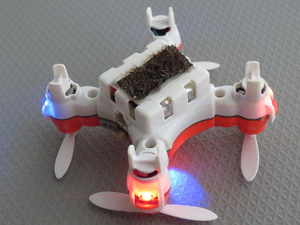 Drones σε ρόλο μελισσών