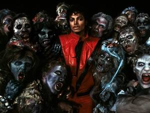 Thriller Party at Mods Club