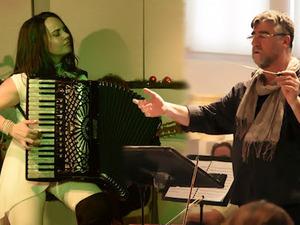 Η Συμφωνική Ορχήστρα του Δήμου Αθηναίων συμπράττει με τη Ζωή Τηγανούρια