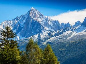 Η οροσειρά των Άλπεων θύμα της κλιματικής αλλαγής