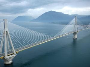Aναβαθμίζονται τα ηλεκτρονικά διόδια της Γέφυρας Ρίου - Αντιρρίου