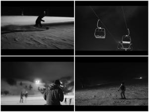 Κάνοντας σκι την νύχτα, στο Χιονοδρομικό Κέντρο Καλαβρύτων! (video)