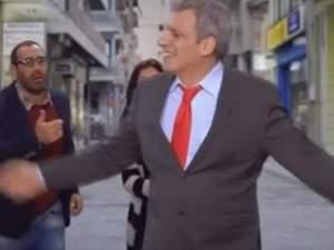 Η... βόλτα του Τάσου Πετρόπουλου στους Ράδιο Αρβύλα (video)