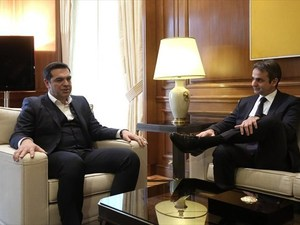 SZ για Ελλάδα: «Τήρηση του προγράμματος ή νέος πρωθυπουργός»