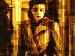 Απίθανοι πίνακες με φως και κολλητική ταινία! (pics)