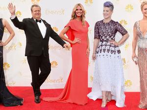 Emmy Awards 2014 - Οι εντυπωσιακές εμφανίσεις των σταρ και το παρασκήνιο (pics+vids)