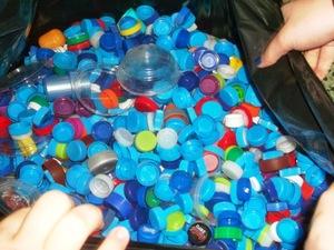 Πάτρα: Όταν τα 540.000 πλαστικά καπάκια γίνονται ένα ηλεκτρονικό αμαξίδιο! (pics)