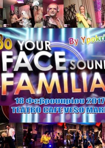 Your Face Sounds Familiar στο Teatro Cafe